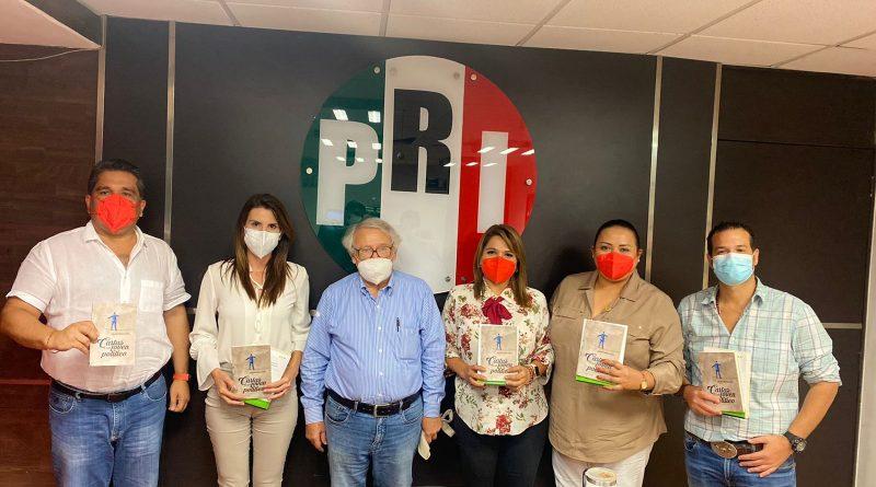 Se capacitan diputados del PRI sobre liderazgo legislativo y político