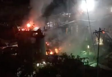 Coahuila: Flamazo en Altos Hornos de México deja a 11 trabajadores con quemaduras